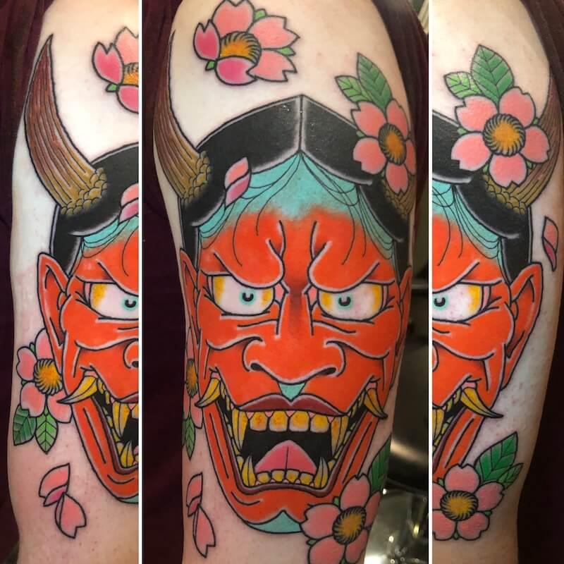 Nikki Haberstroh Black Rose Tattooers